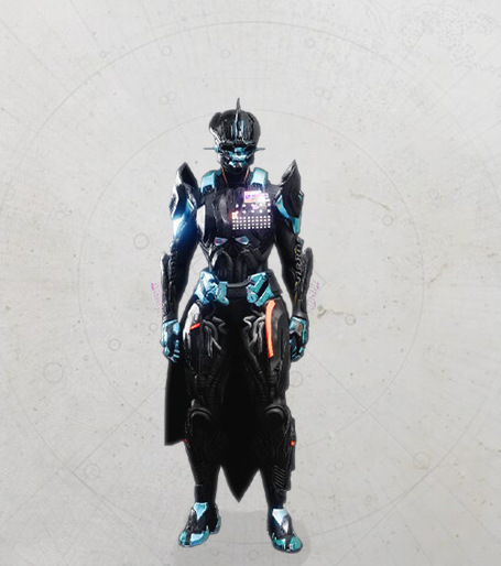 Armor set from Deep Stone Crypt